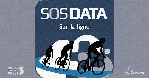 Sur la ligne d'arrivée avec SOS-DATA