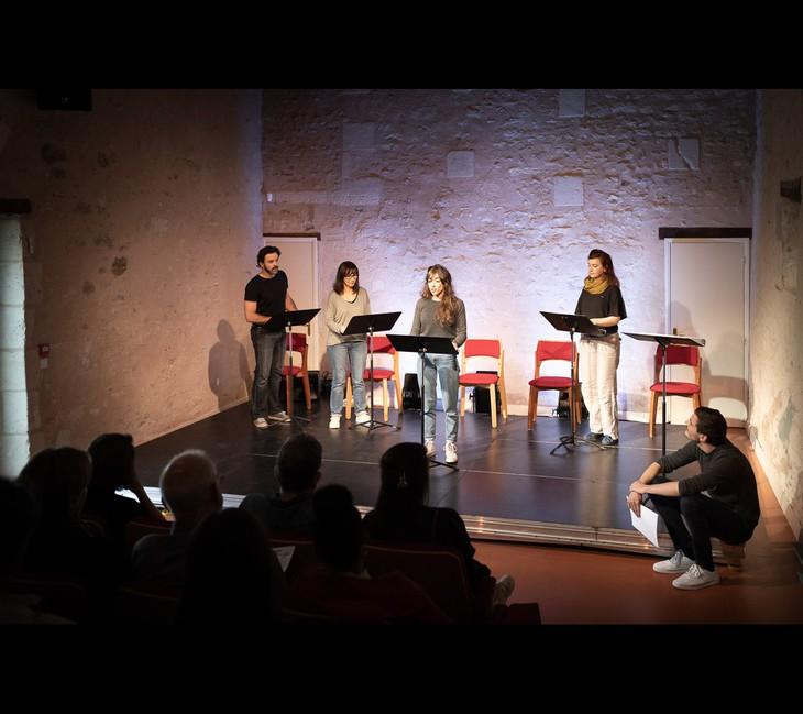 Jeunes textes en liberté - Rencontres Michel Foucault