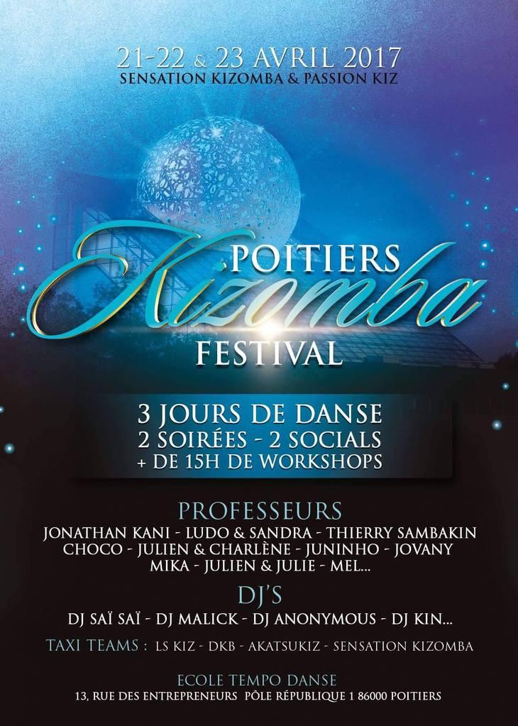 Poitiers Kizomba Festival