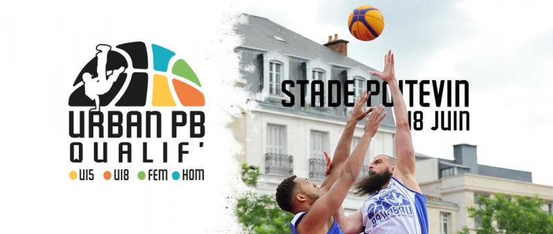 Tournoi de Qualif' Urban Stade Poitevin