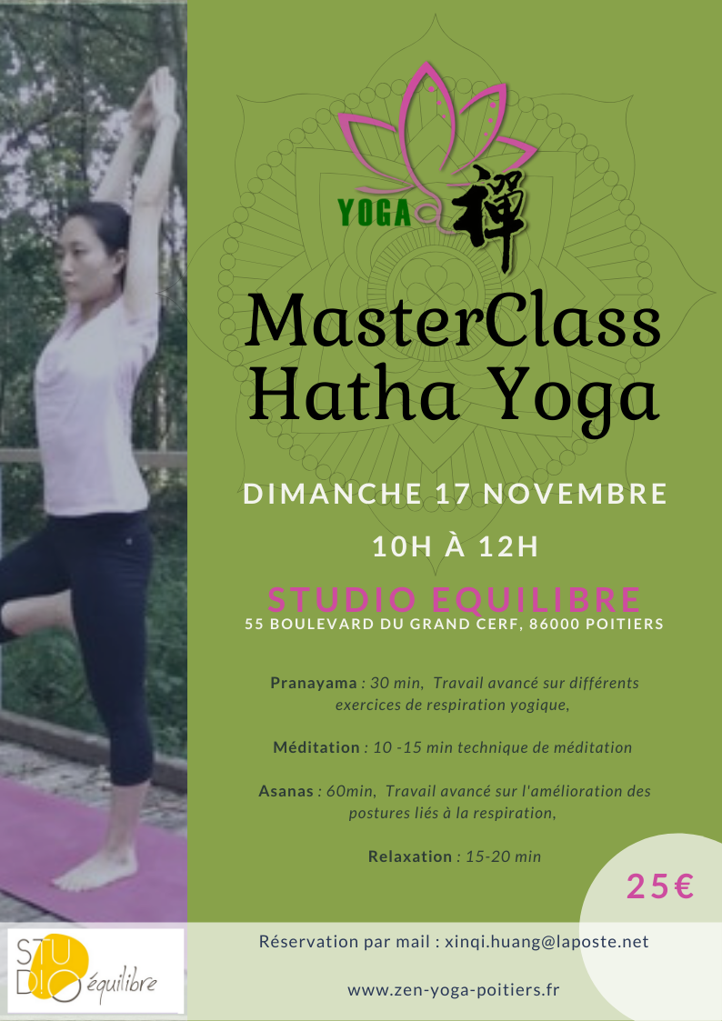 MasterClass Hatha Yoga