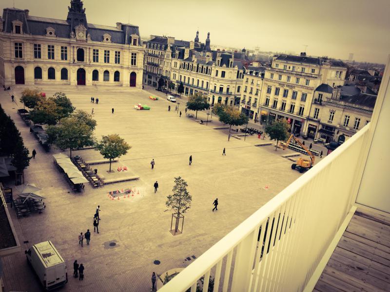 L'automne s'installe à Poitiers