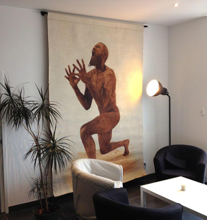 Découverte de nos bureaux : le salon