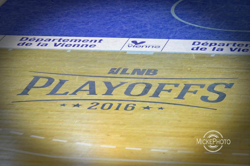 Retour en images sur la victoire du PB86 face à Evreux pour le match #2 des 1/4 de finale des Playoffs de Pro B