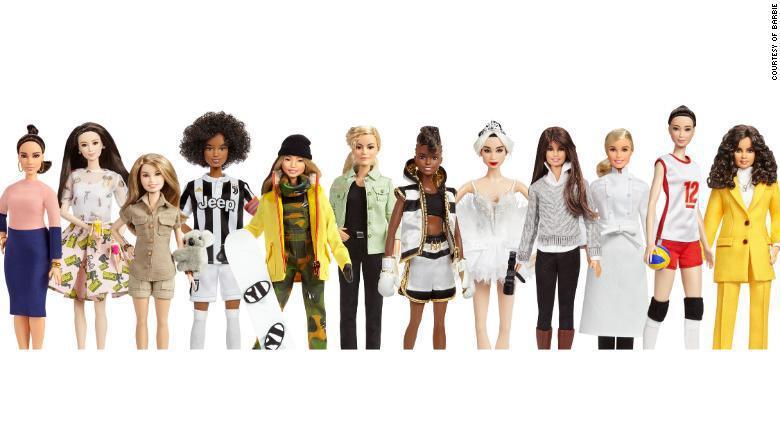 [Dingue !] Barbie Katherine Johnson