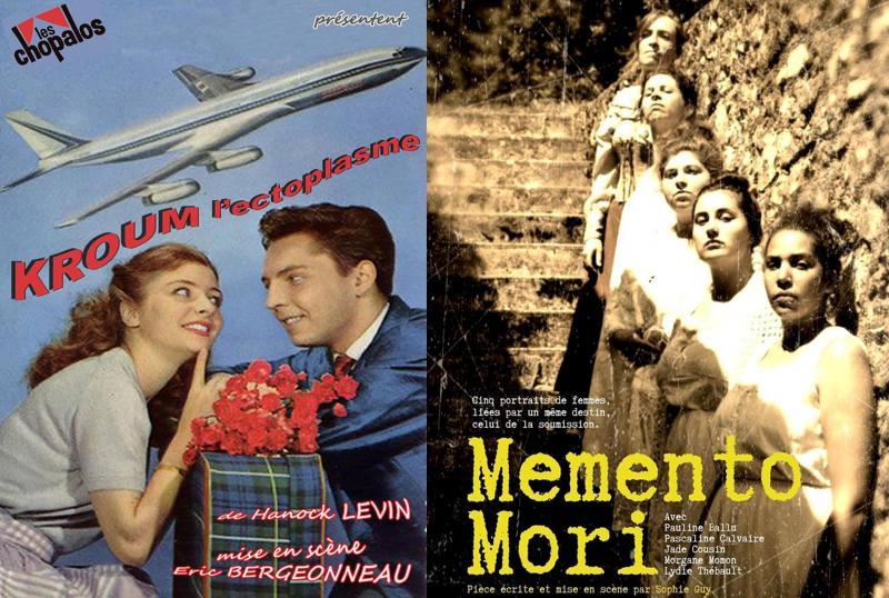 2 spectacles invités par les Gens du Théâtre de Fontaine