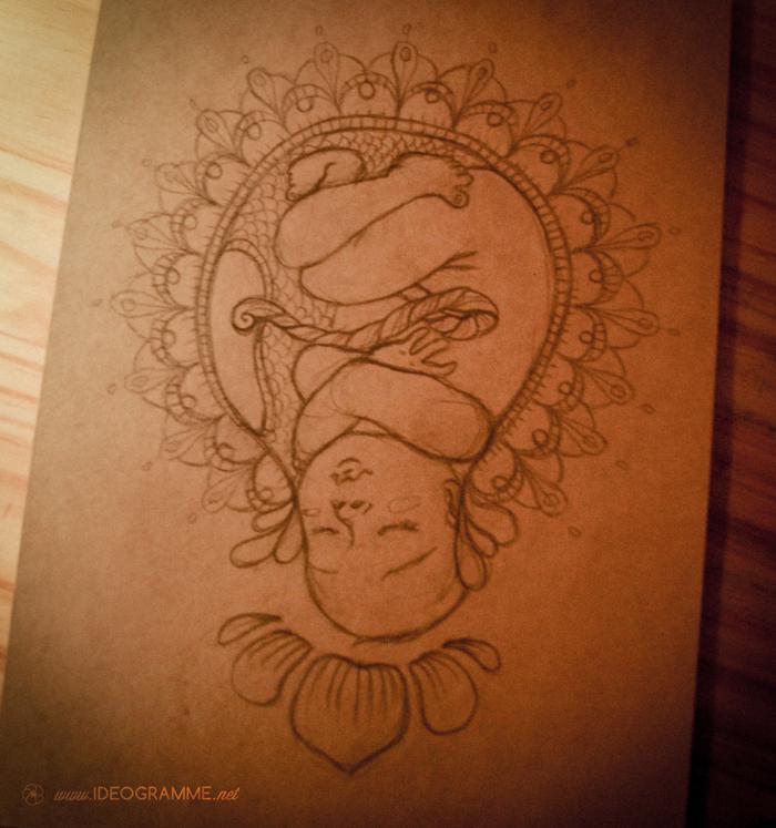 Croquis de naissance