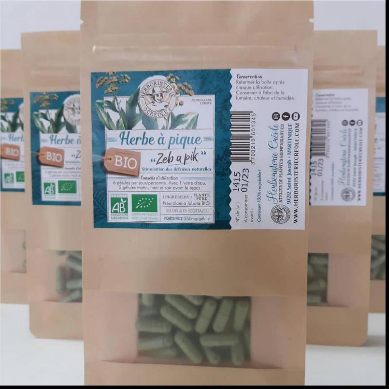 Packaging des îles