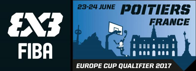 L'Europe Cup Qualifier de Poitiers 2K17