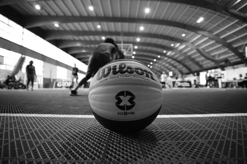 Un tournoi 3x3 au Creps de Poitiers