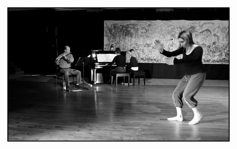 Stage de danse contemporaine - dimanche 10/11 à 14h pour les enfants de 8 ans (ou presque !) à 10 ans (environ!) )