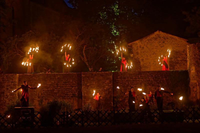 Marché médiéval nocturne GRATUIT Samedi 23 juin