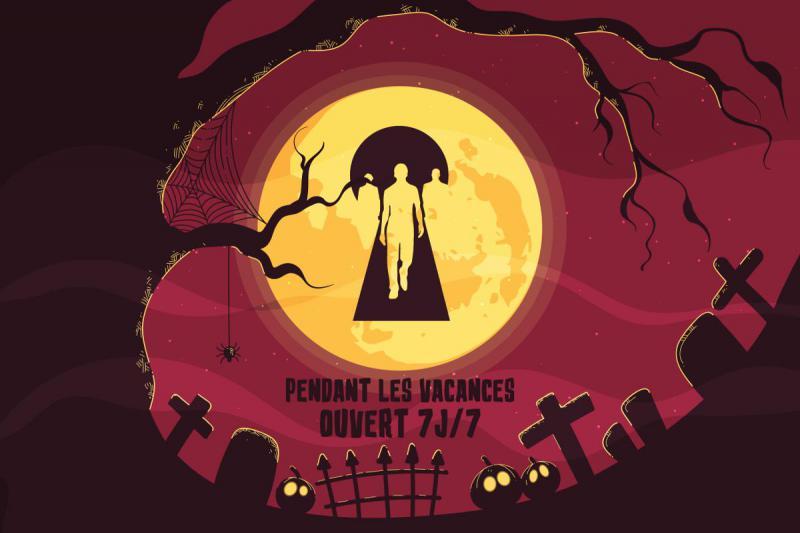 Des frissons pour Halloween ?
