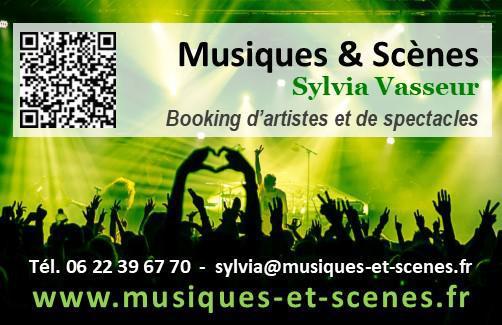 Catalogue d'artistes chez Musiques & Scènes