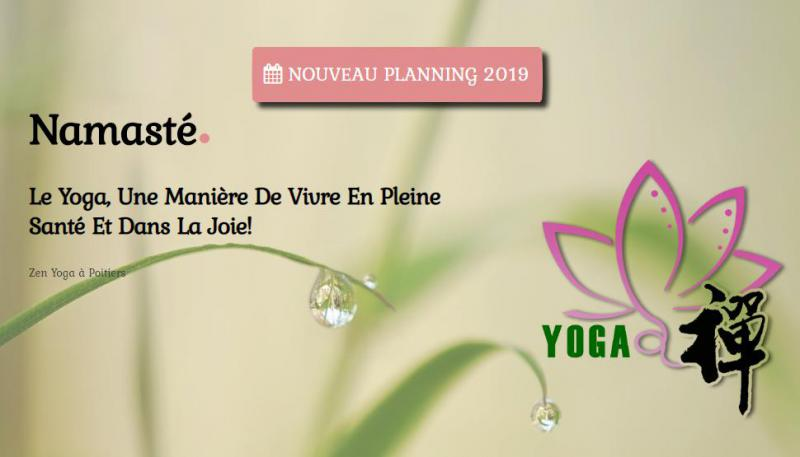 Nouveau Planning 2019