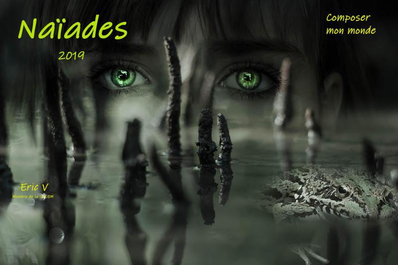 Naïades / Composée par Eric V