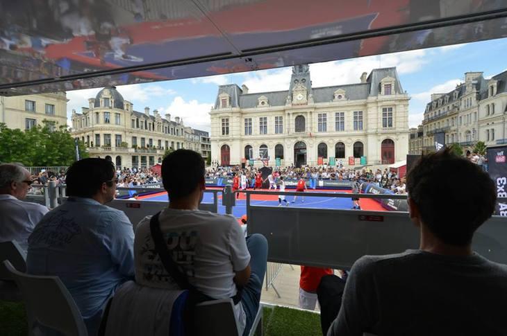 Billetterie VIP du FIBA Qualifier Poitiers 2018