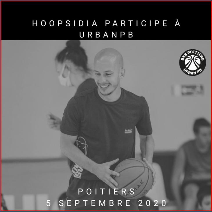 Le Youtubeur Hoopsidia sera à Urban PB