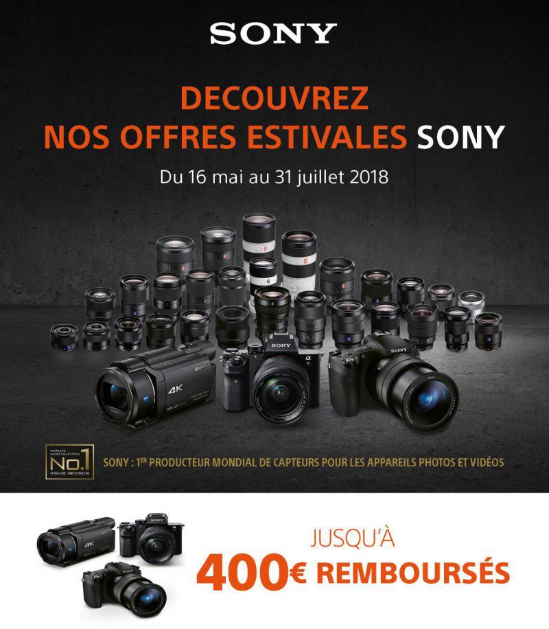 Les estivales Sony chez Phox Poitiers