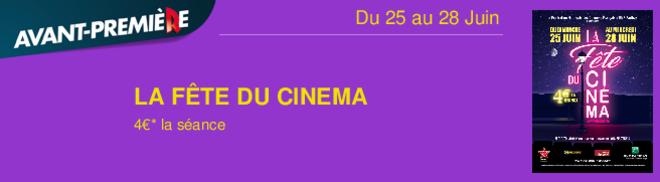 La f te du cinema par m ga cgr fontaine le comte for Cgr fontaine le comte