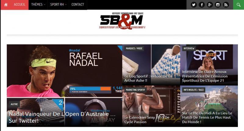 SportBusinessetMoi, l'actu du sport business