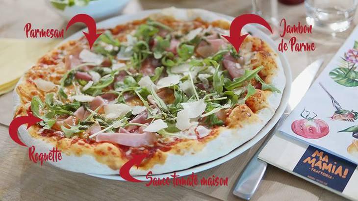 Votre pizza vous attend