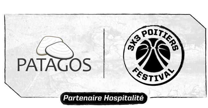 Partenaire officiel du Festival 3x3 Poitiers