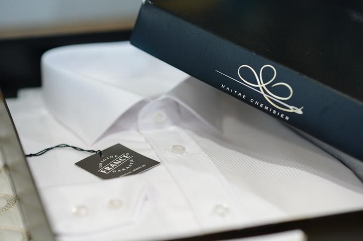 Une Chemise sur-mesure : une belle idée de cadeau