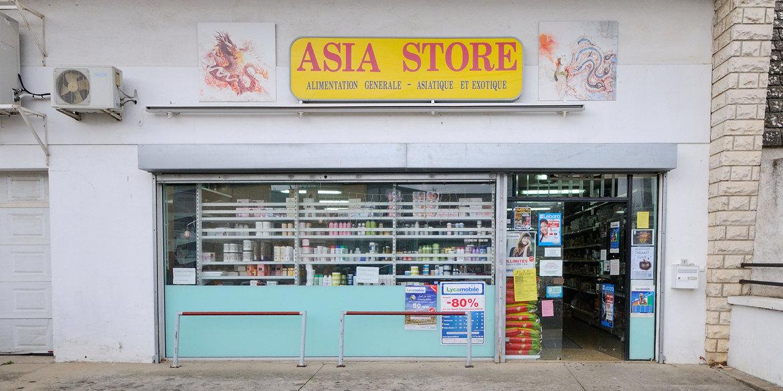 Convenient store owner sex video
