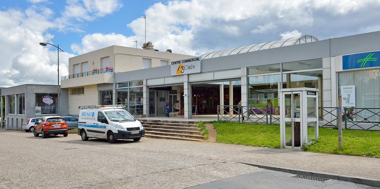 Centre commercial des 3 cit s for Centre commercial poitiers