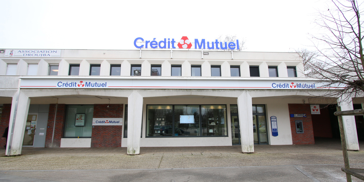 Cr dit mutuel poitiers ali nor for Centre commercial poitiers