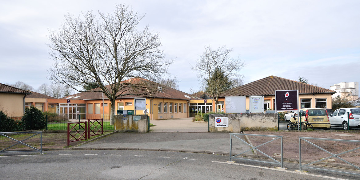 Ecole Maternelle Georges Brassens