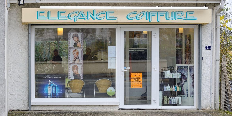 Elu00e9gance Coiffure | Poitevins.fr