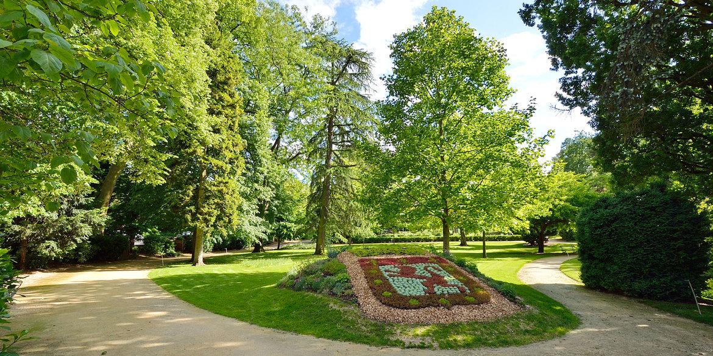 jardin des plantes poitiers en photos