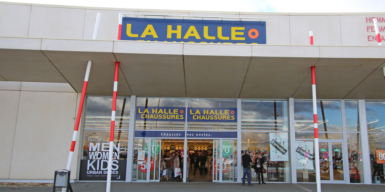 Poitiers Chaussures Halle Fontaine Aux La oerQBWdCx