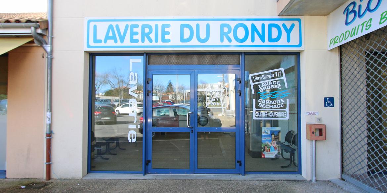 Laverie du Rondy