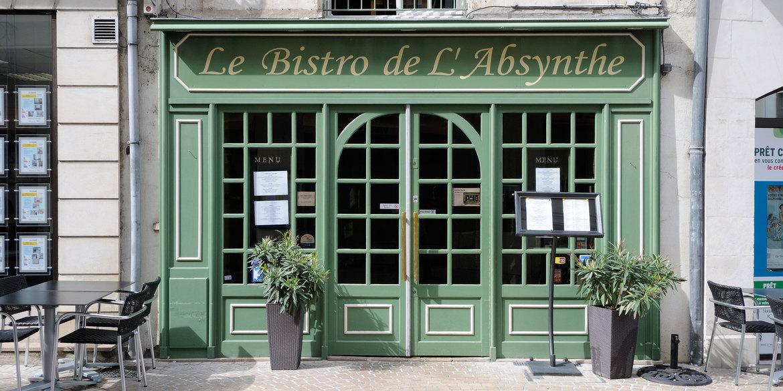 """Résultat de recherche d'images pour """"bistrot de l'absynthe"""""""