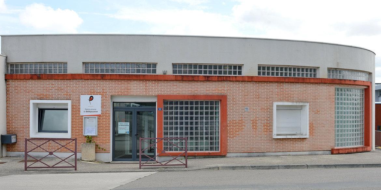 Mairie de quartier de Bellejouanne