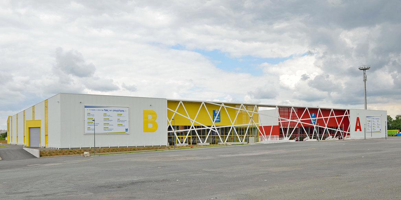 Parc des Expositions de Grand Poitiers