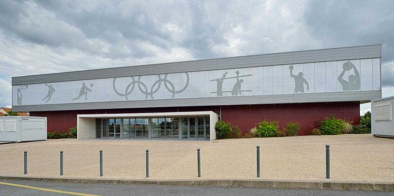 Salle Omnisports Jean-Pierre Garnier