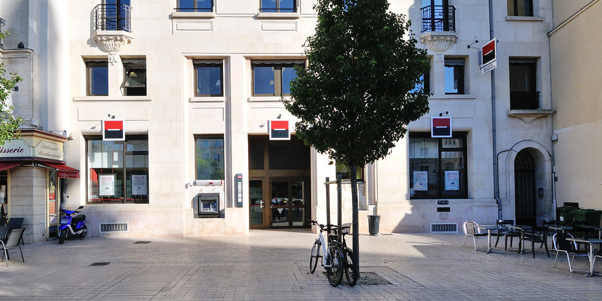 Soci t g n rale poitiers centre for Leclerc poitiers
