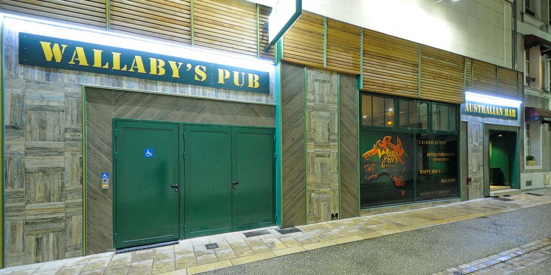 Wallaby's Pub