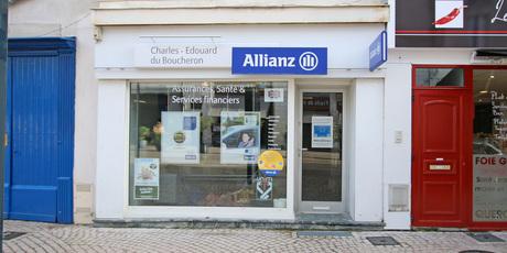 Allianz Poitiers Bramaud du Boucheron