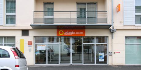 Apparthotel Adagio Access