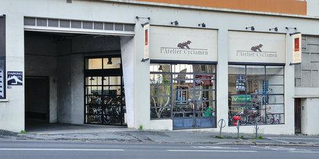 La Cyclerie Café