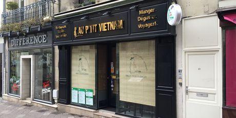Au P'tit Vietnam