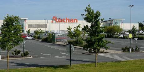 Auchan Poitiers Sud