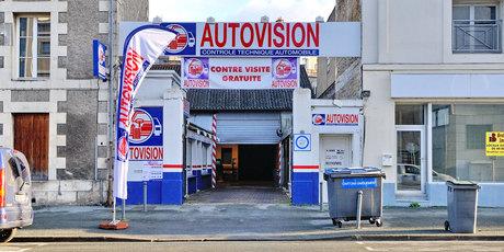 Autovision Poitiers