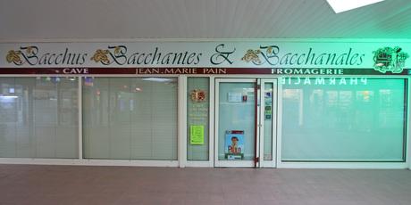 Bacchus Bacchantes & Bacchanales Couronneries