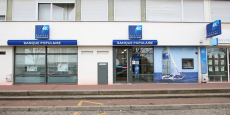 Banque Populaire Poitiers Couronneries